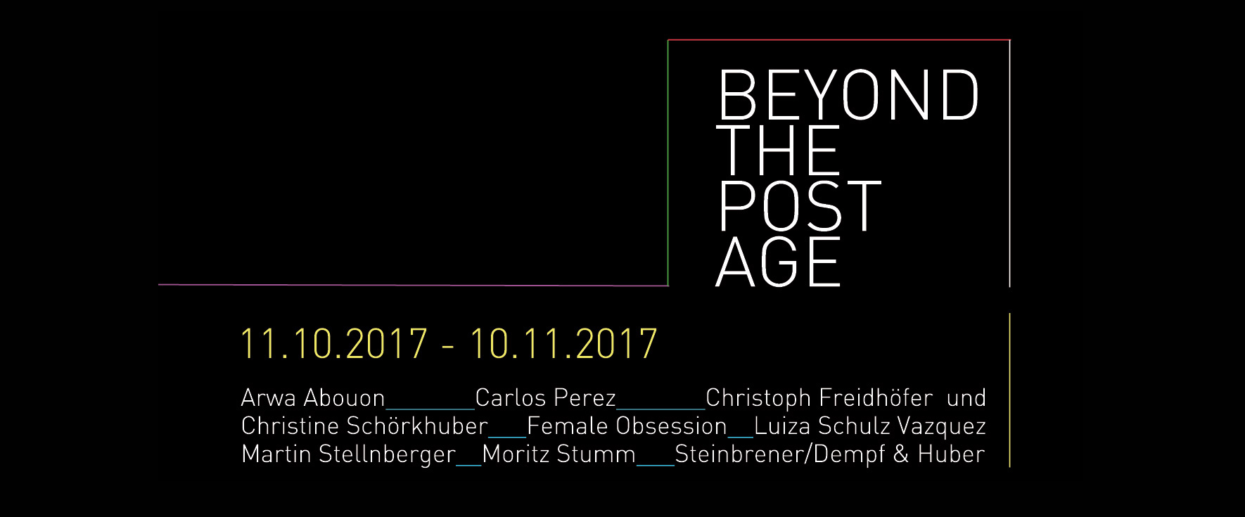 Beyond the Post Age